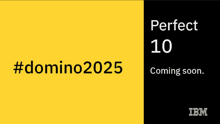 Domino V10 – What's New?