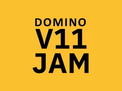 Domino V11 Jam