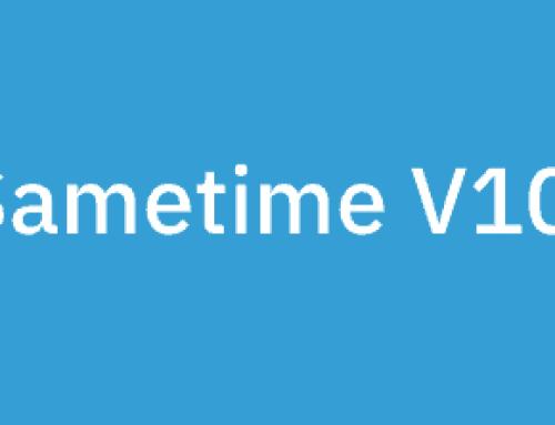 Sametime Version 10 is here